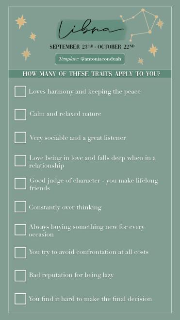 7 Libra Astrology